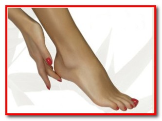Пилинг для ног – пятки нежные, как у младенца!